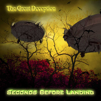 The Great Deception (full album) cover art