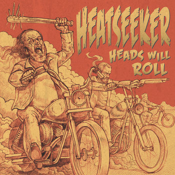 Heads Will Roll cover art