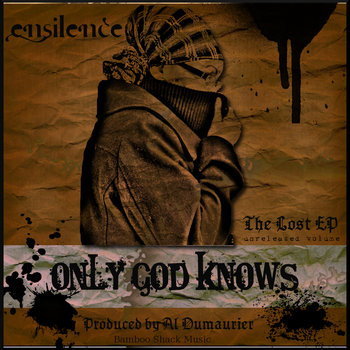 Only God Knows EP cover art