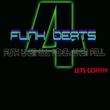 Funk Beats Ver.4 cover art