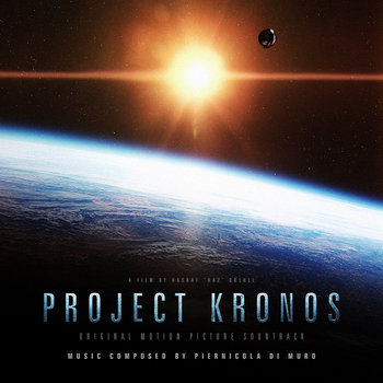 Project Kronos original soundtrack EP cover art