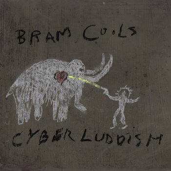 cyberluddism cover art
