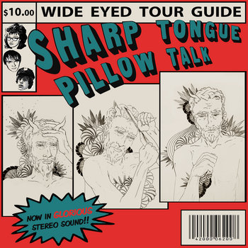 Sharp Tongue Pillow Talk cover art
