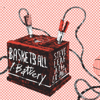 Basketball/Battery cover art