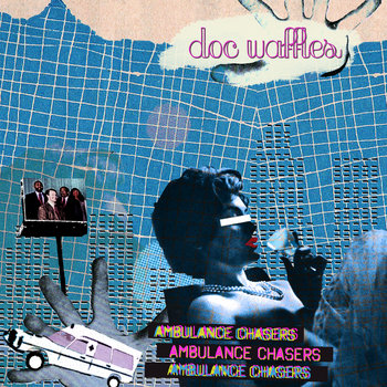 Ambulance Chasers cover art