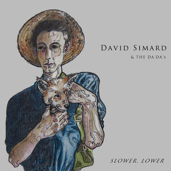 Slower, Lower cover art