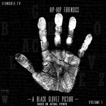 Hip-Hop Forensics Vol. 1 cover art