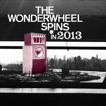 The Wonderwheel Spins 2013 cover art