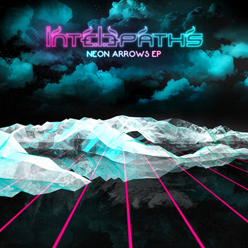Neon Arrows EP cover art