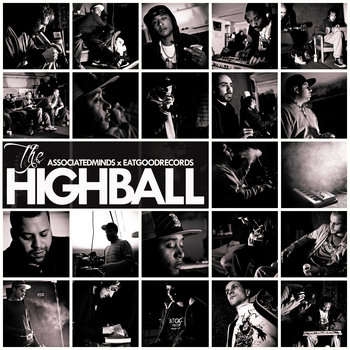 The Highball EP cover art