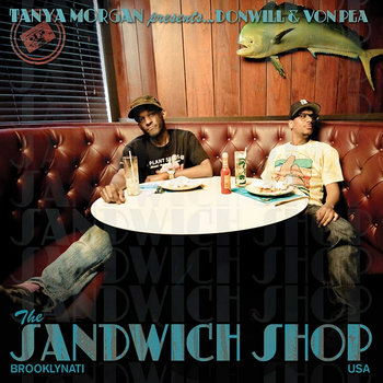 The Sandwich Shop cover art