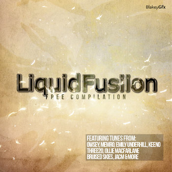 LiquidFusiion Free Compilation #2 cover art