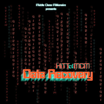 Data Recovery cover art