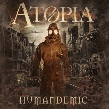Humandemic cover art
