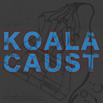 Koalacaust/Big Kids Split cover art