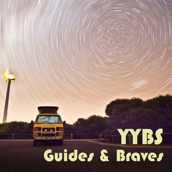 YYBS and Guides & Braves Split cover art