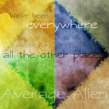 We've been everywhere — except for all the other places cover art