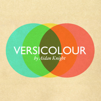 Versicolour cover art