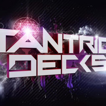 Sweet Dreams, The Tantric Decks VIP Remixes cover art