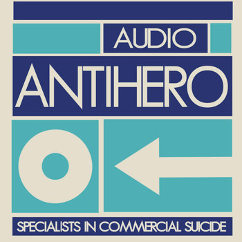 "Audio Antihero: Hear It For New York Compilation - ""The Hüsker Doo-wop"" EP cover art"