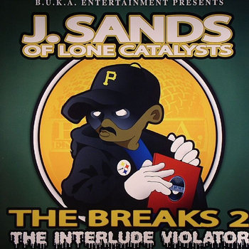 The Breaks 2: The Interlude Violater cover art