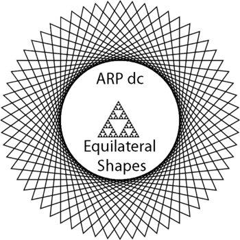 Equilateral Shapes cover art
