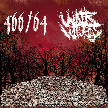 Under Vultures + 466/64 split cover art