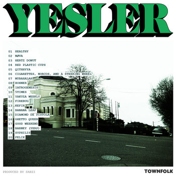 YESLER cover art