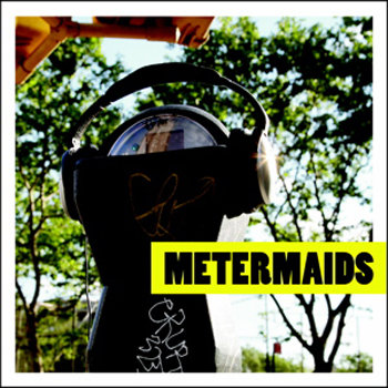 Metermaids EP cover art