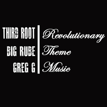 Revolutionary Theme Music [Single Pack] cover art