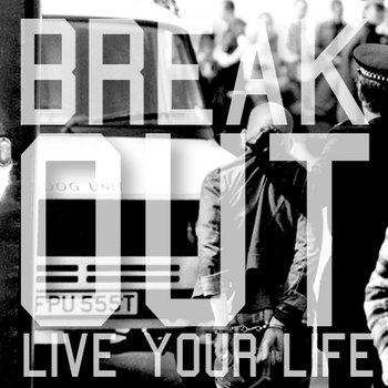 Live Your Life - Single cover art