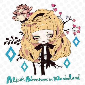 Alice&#39;s Adventures in Wonderland cover art
