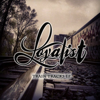 Train Tracks EP cover art
