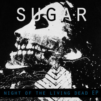 Night of the living dead EP cover art