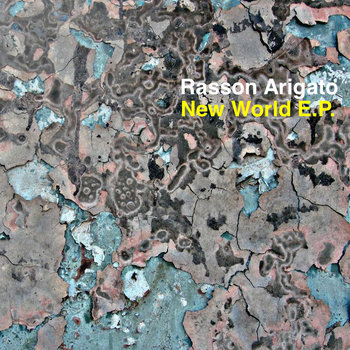 New World E.P. cover art
