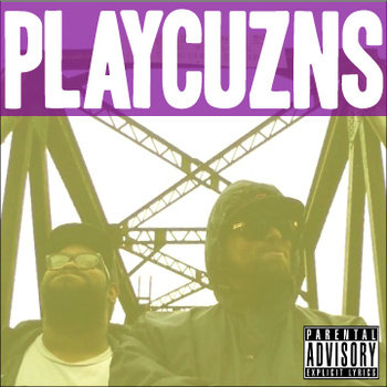 play cuzns - BIG GIRLS single/COMATOAST b-side cover art