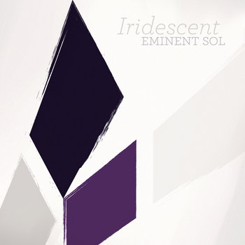 Iridescent cover art