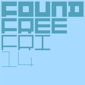 FOUND FREE FRI 14 cover art