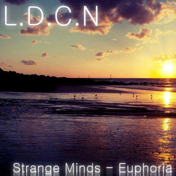 Strange Minds - Euphoria [EP] cover art