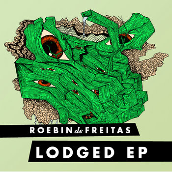 LODGED EP cover art