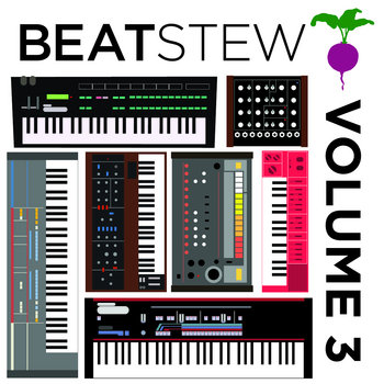 Beat Stew Vol. 3 cover art