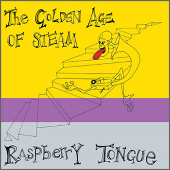 Raspberry Tongue cover art