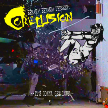 Corellision cover art