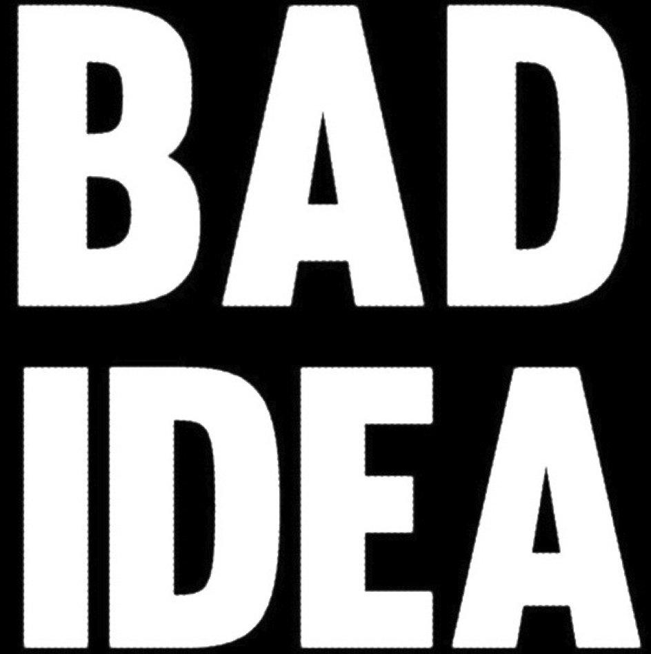 bad ideas the image kid has it. Black Bedroom Furniture Sets. Home Design Ideas