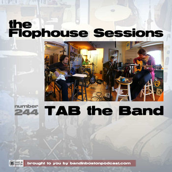 #244: TAB the Band cover art