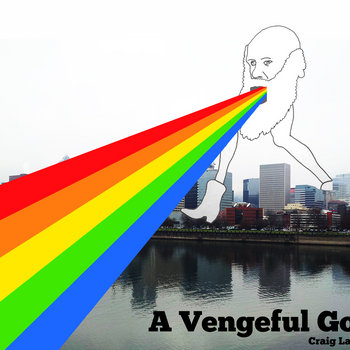 A Vengeful God cover art