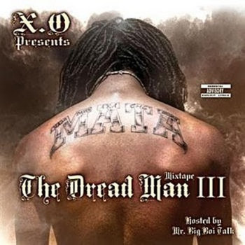 The Dreadman 3 cover art
