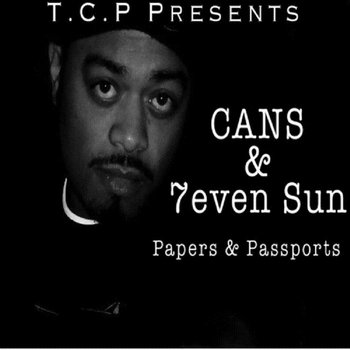 Cans & 7even Sun - Papers & Passports cover art