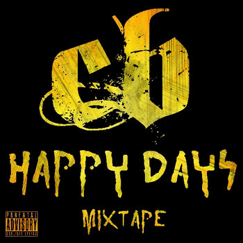 Happy Days (Mixtape) cover art