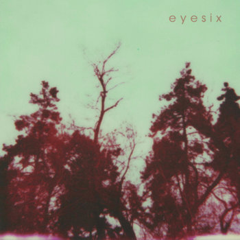 eyesix EP cover art
